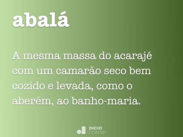abalá