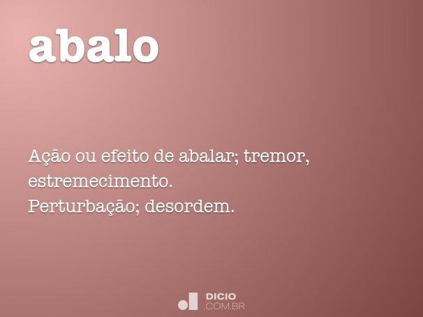 abalo