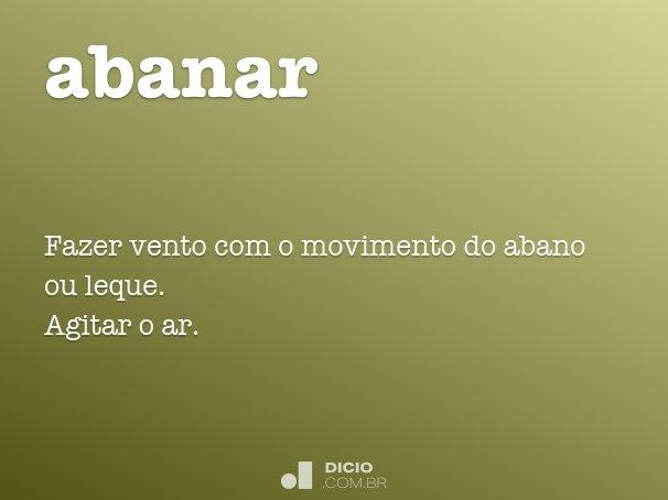 abanar