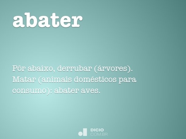 abater