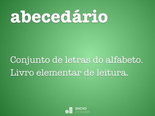 abeced�rio