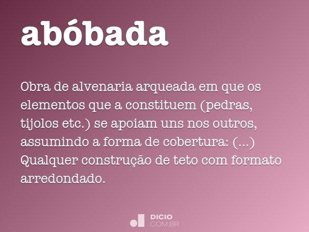 abóbada