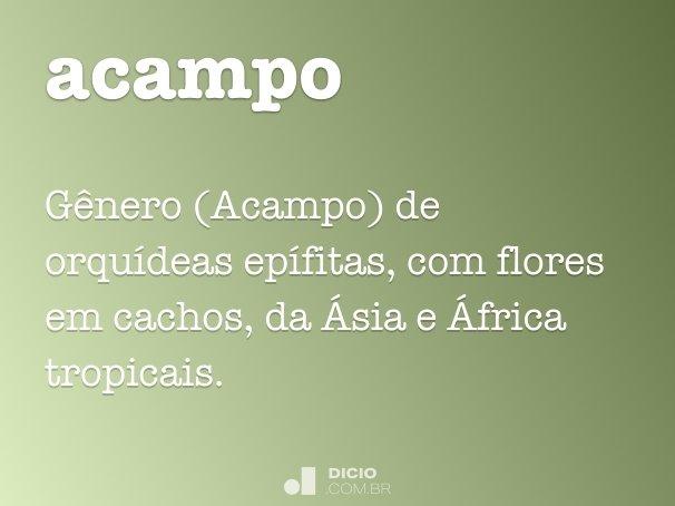 acampo