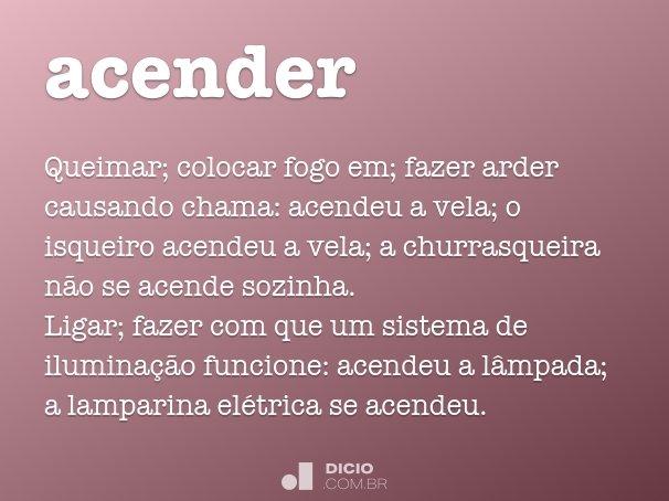 acender