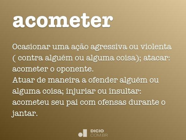 acometer