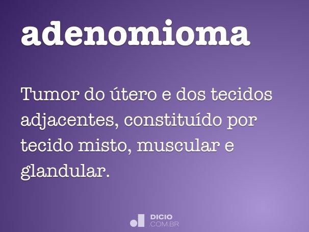 adenomioma