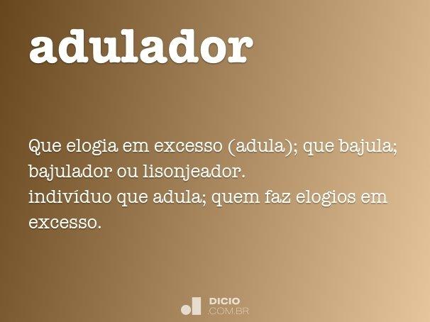 adulador