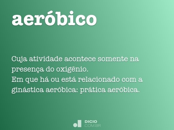 aer�bico