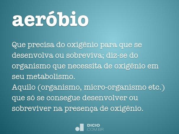 aeróbio