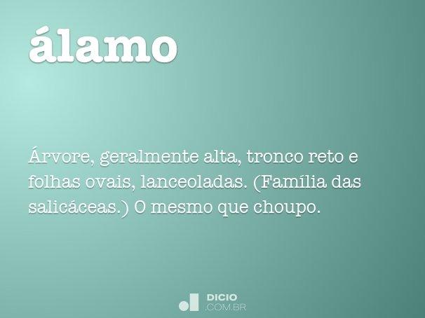 álamo