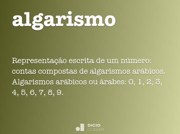 algarismo