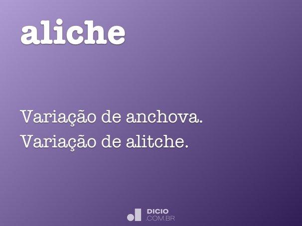 aliche