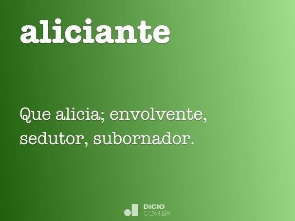 aliciante
