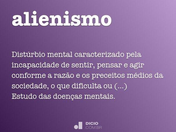 alienismo