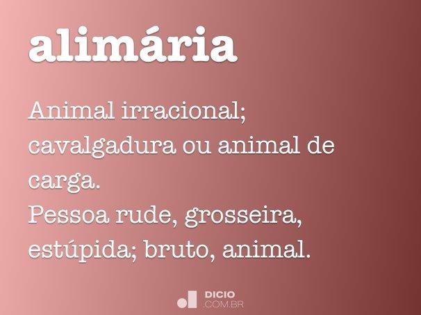 alim�ria