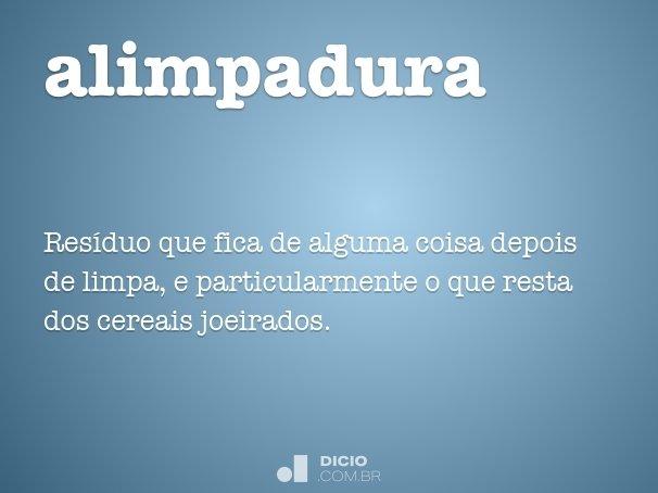 alimpadura