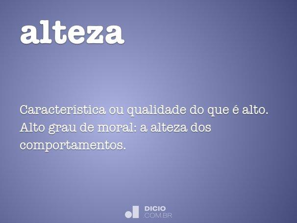 alteza