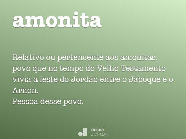 amonita