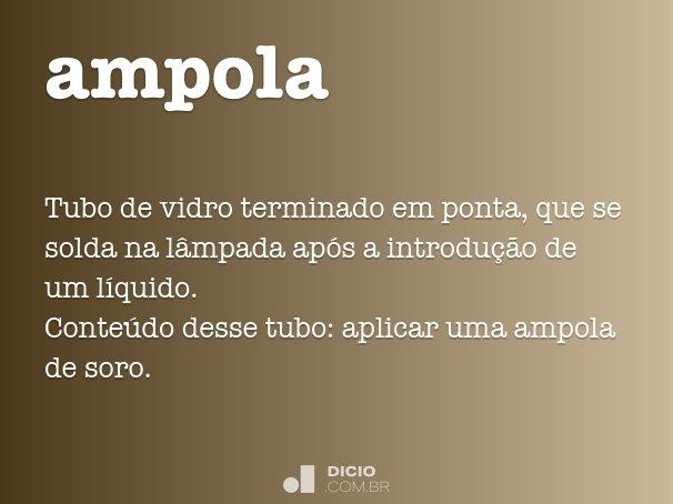 ampola