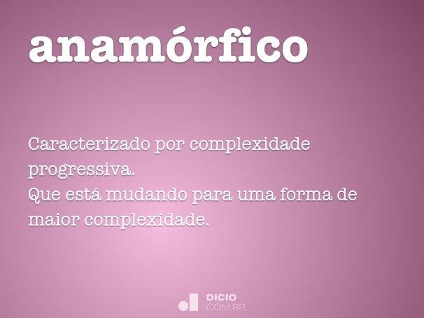 anam�rfico