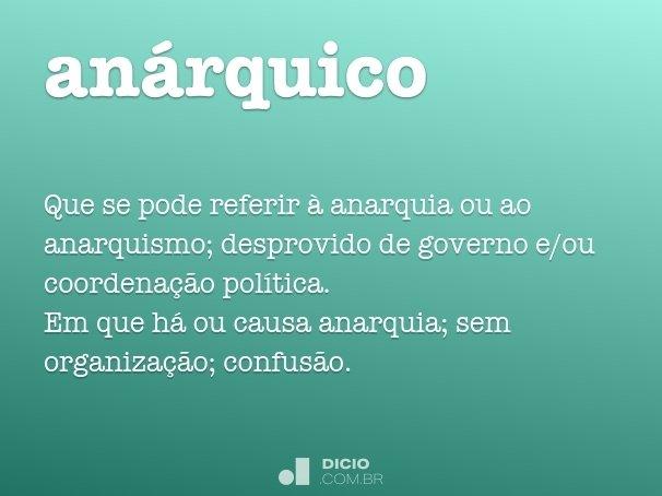 an�rquico