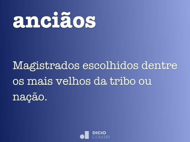 anci�os