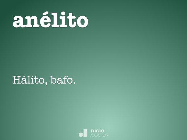 anélito
