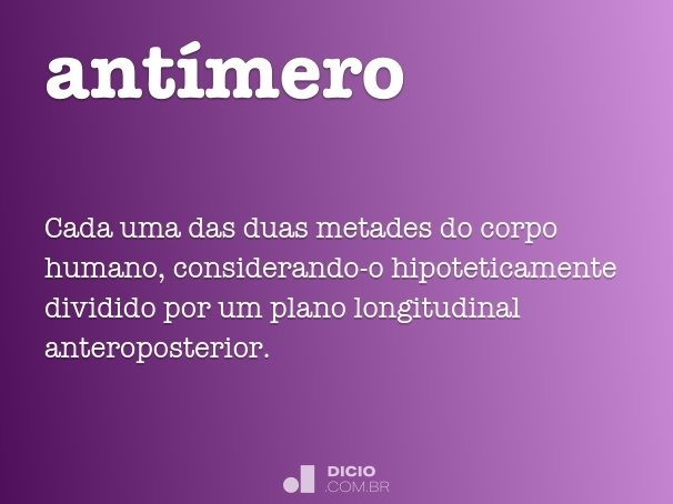 ant�mero