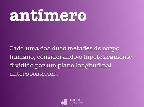 antímero