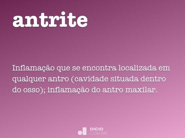 antrite