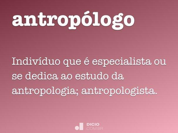 antrop�logo