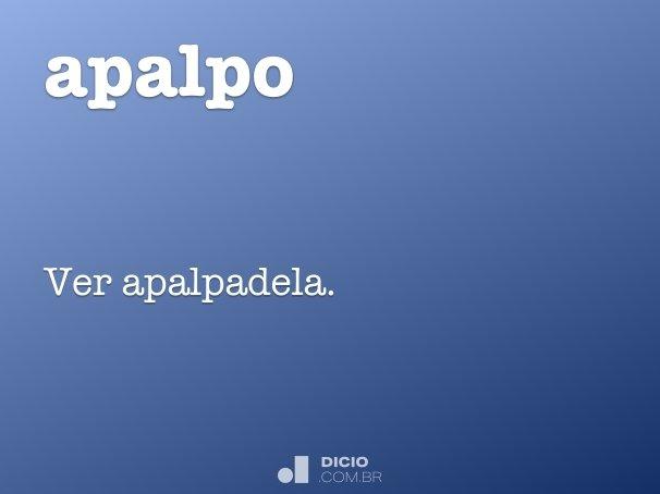 apalpo