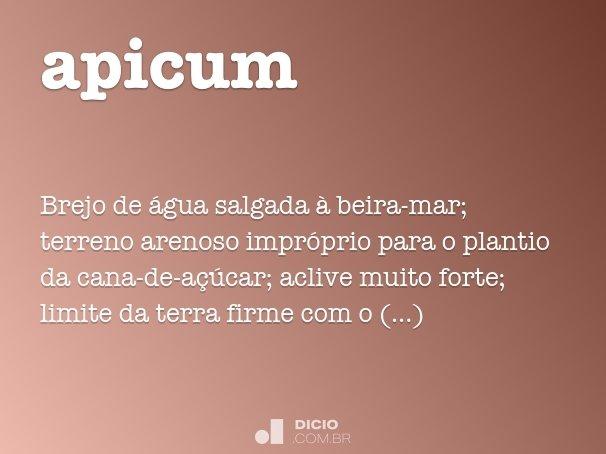 apicum