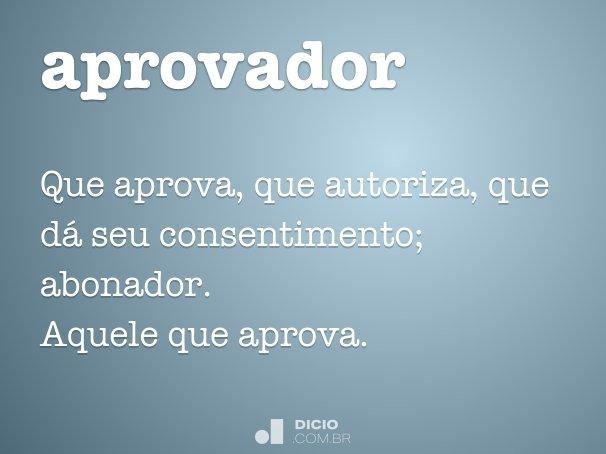 aprovador