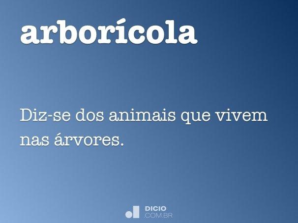 arbor�cola
