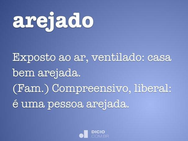 arejado