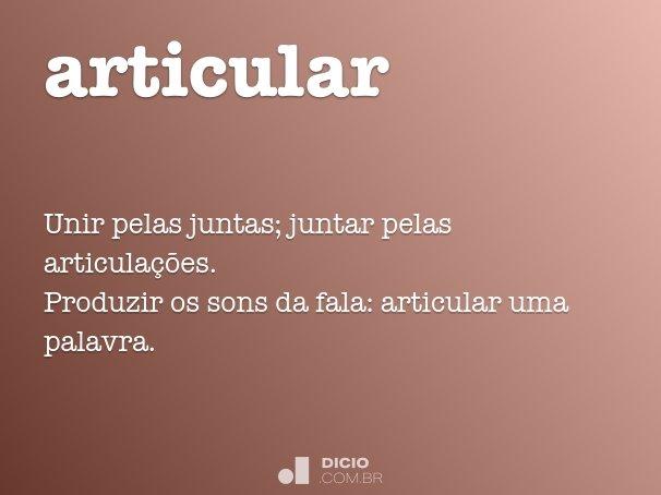 articular