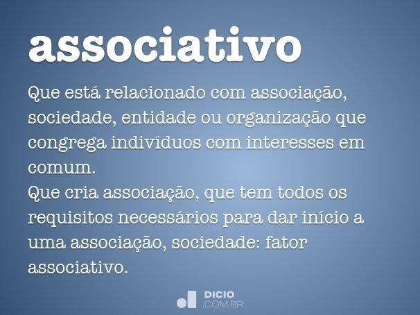 associativo