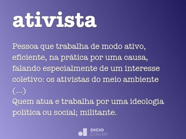 ativista