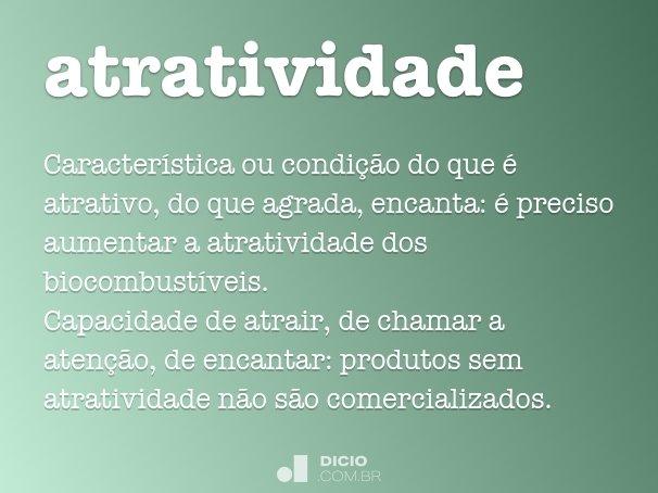 atratividade