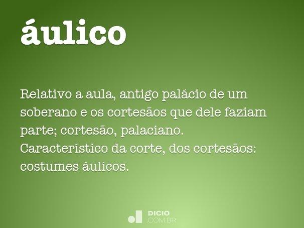 áulico