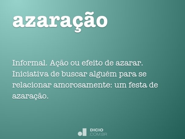 azara��o