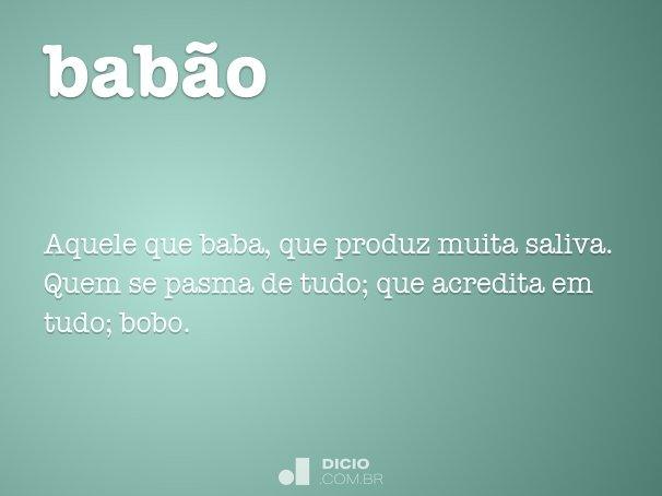 bab�o