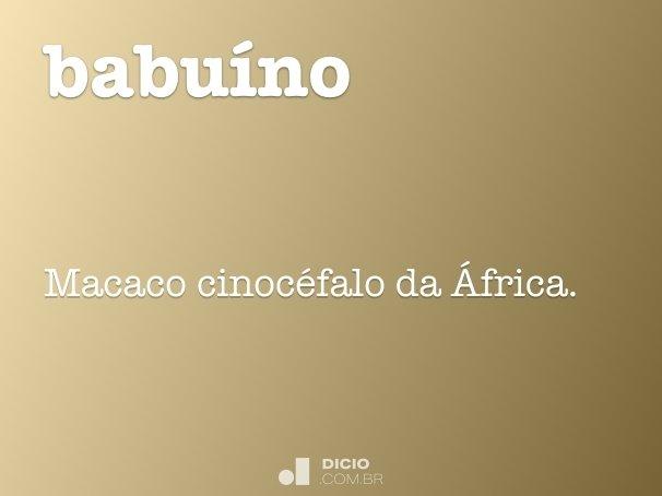 babu�no