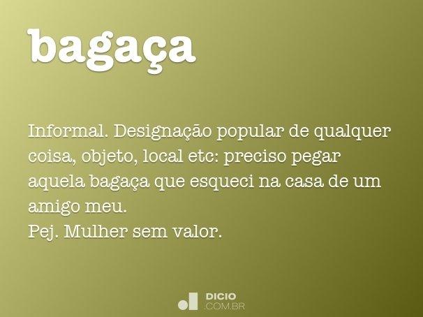 baga�a