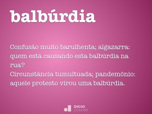 balb�rdia