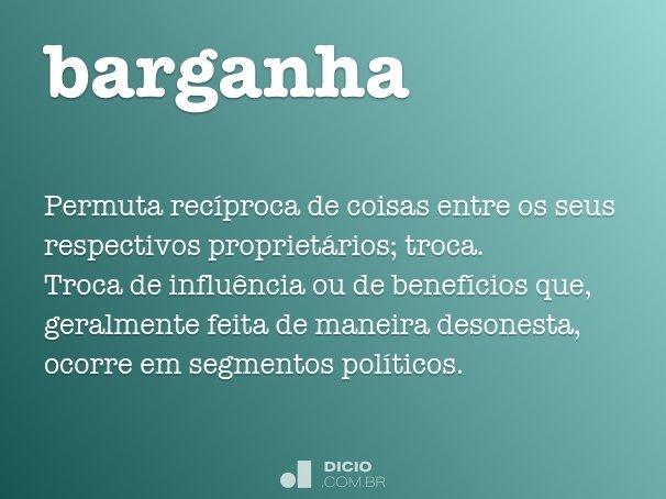 barganha