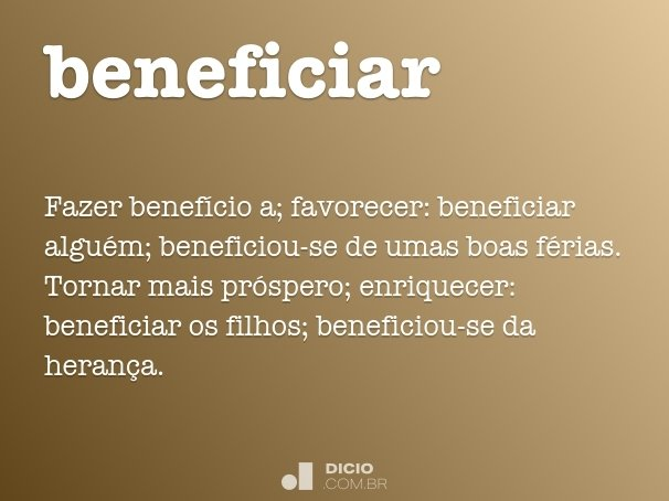 beneficiar