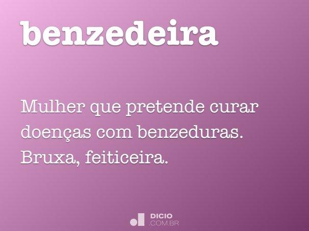 benzedeira