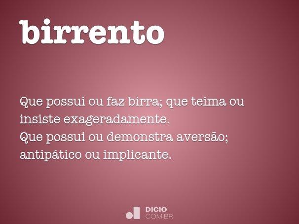 birrento